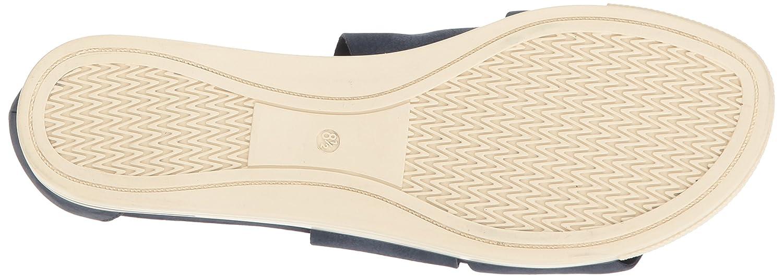 Eileen Fisher Women's Sport-Nu Flat Sandal B01M4NHJAC 9.5 B(M) US|Navy