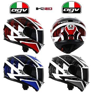 casco de nuevo la motocicleta, AGV K3 PULSE casco moto scooter touring deportivos casco integral