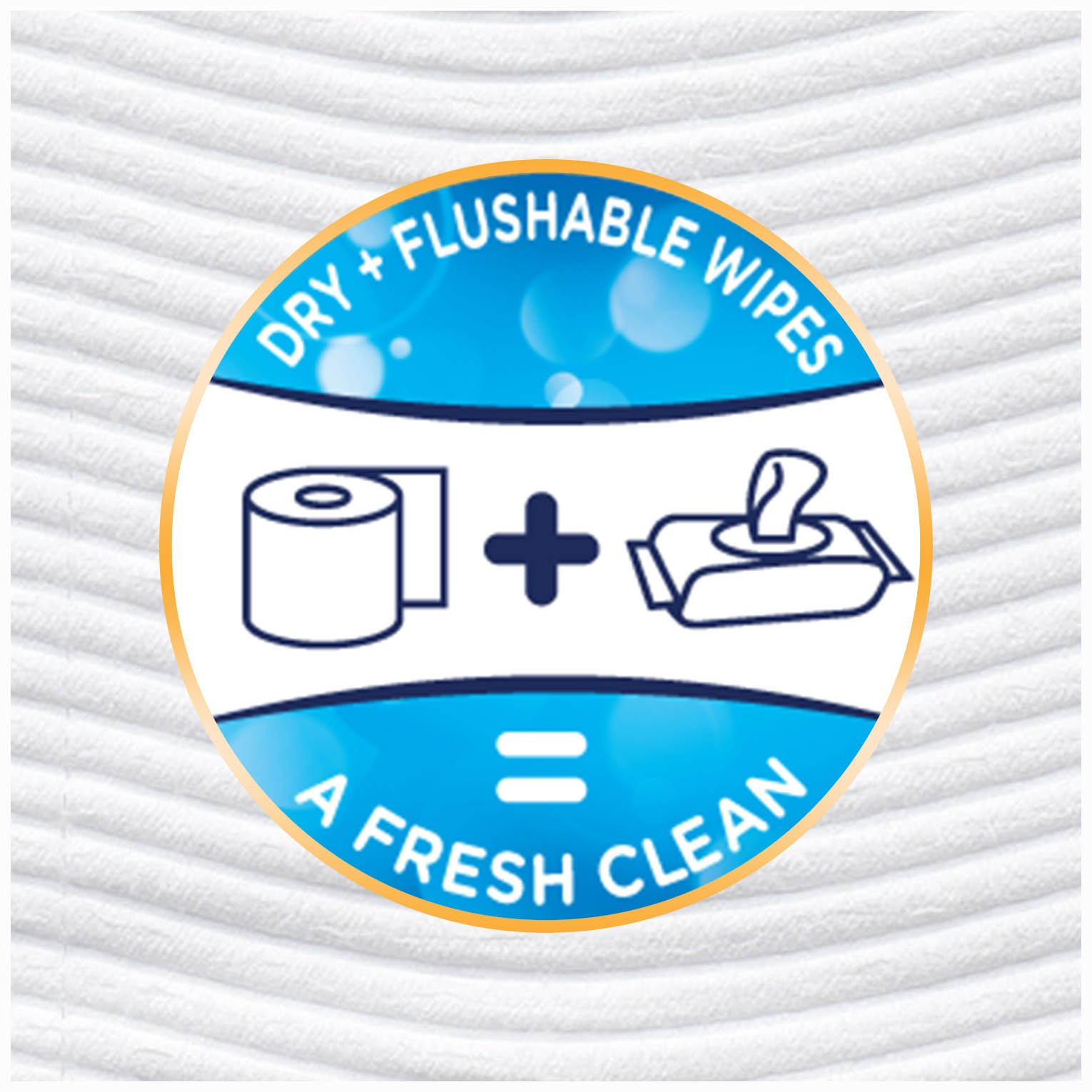 Cottonelle FreshCare Flushable Wipes, 336 Flushable Wet Wipes (Eight 42-Count Resealable Soft Packs) (Packaging May Vary), Lightly Scented by Cottonelle (Image #6)