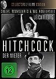 Alfred Hitchcock - Der Mieter & Leichtlebig [Blu-ray]