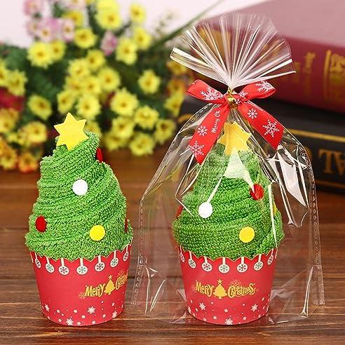 Minuya Baumwolle Dekoration Weihnachten Modellierung Handtuch ...