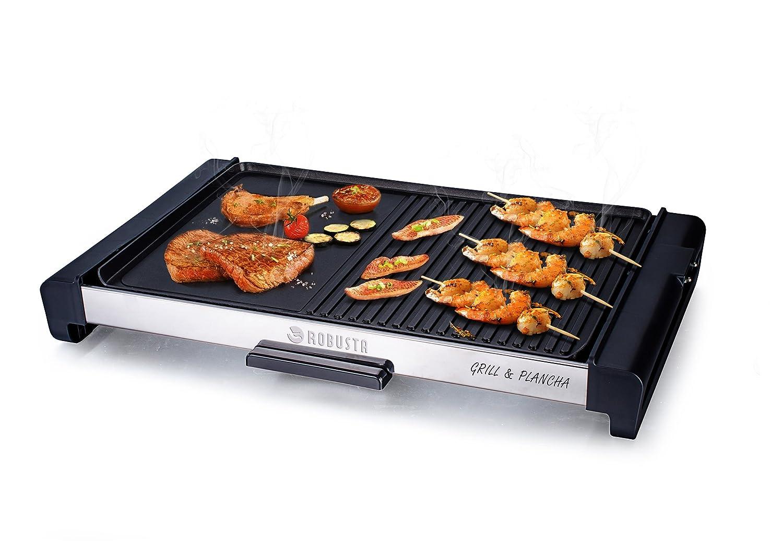 barbecue electrique grande surface de cuisson. Black Bedroom Furniture Sets. Home Design Ideas