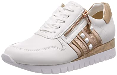 performance sportswear cheapest price best deals on Amazon.com | Caprice Women's Ibiza Low-Top Sneakers, (White ...