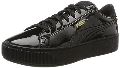 Vikky Platform, Baskets Basses Femme, Noir (Black-Black), 36 EUPuma