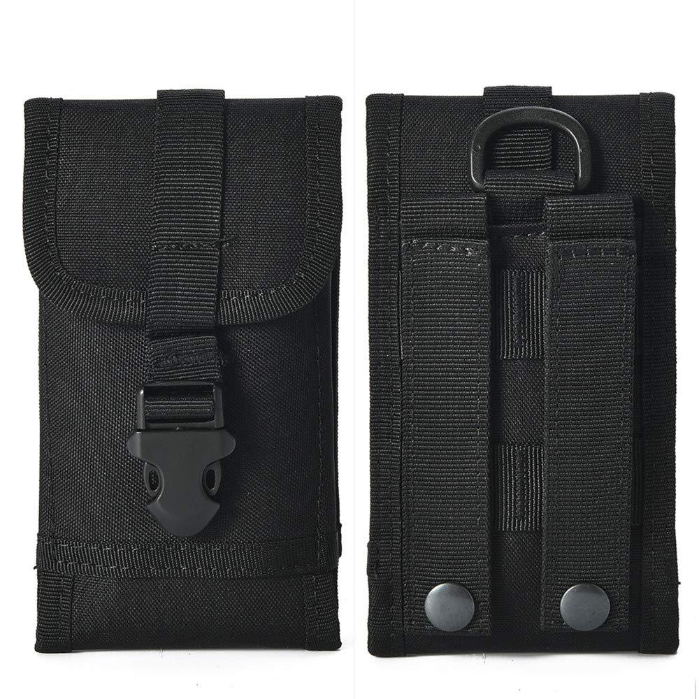 newest 7fd13 23915 Amazon.com: Universal Mobile Phone Duty Belt Pouch, EDC Tactical ...