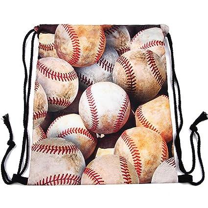 Amazon.com   3D printing Women drawstring backpack Classic forever brand mochila escolar man bags   Drawstring Bags