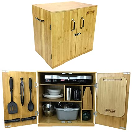 Ultimate Chuck Box Camping Kitchen Includes Luxury Outdoor Cooking And Dining Essentials Organized In Custom Portable Camp Kitchen Cabinet Easy Car Camping Touring Family Days Out Tailgating Amazon In Sports