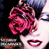 DECADANCE - Counting Goats … if I can't be yours -(通常盤)