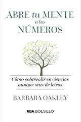 Abre tu mente a los números (NO FICCIÓN) (Spanish Edition) Kindle Edition