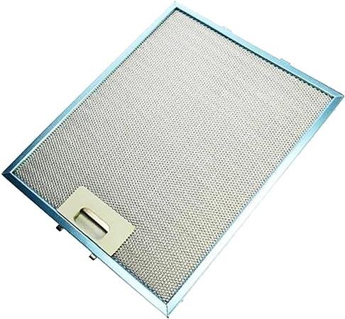 Hotpoint metal de aluminio Campana de filtro de grasa, 320 mm x 260 mm: Amazon.es: Hogar