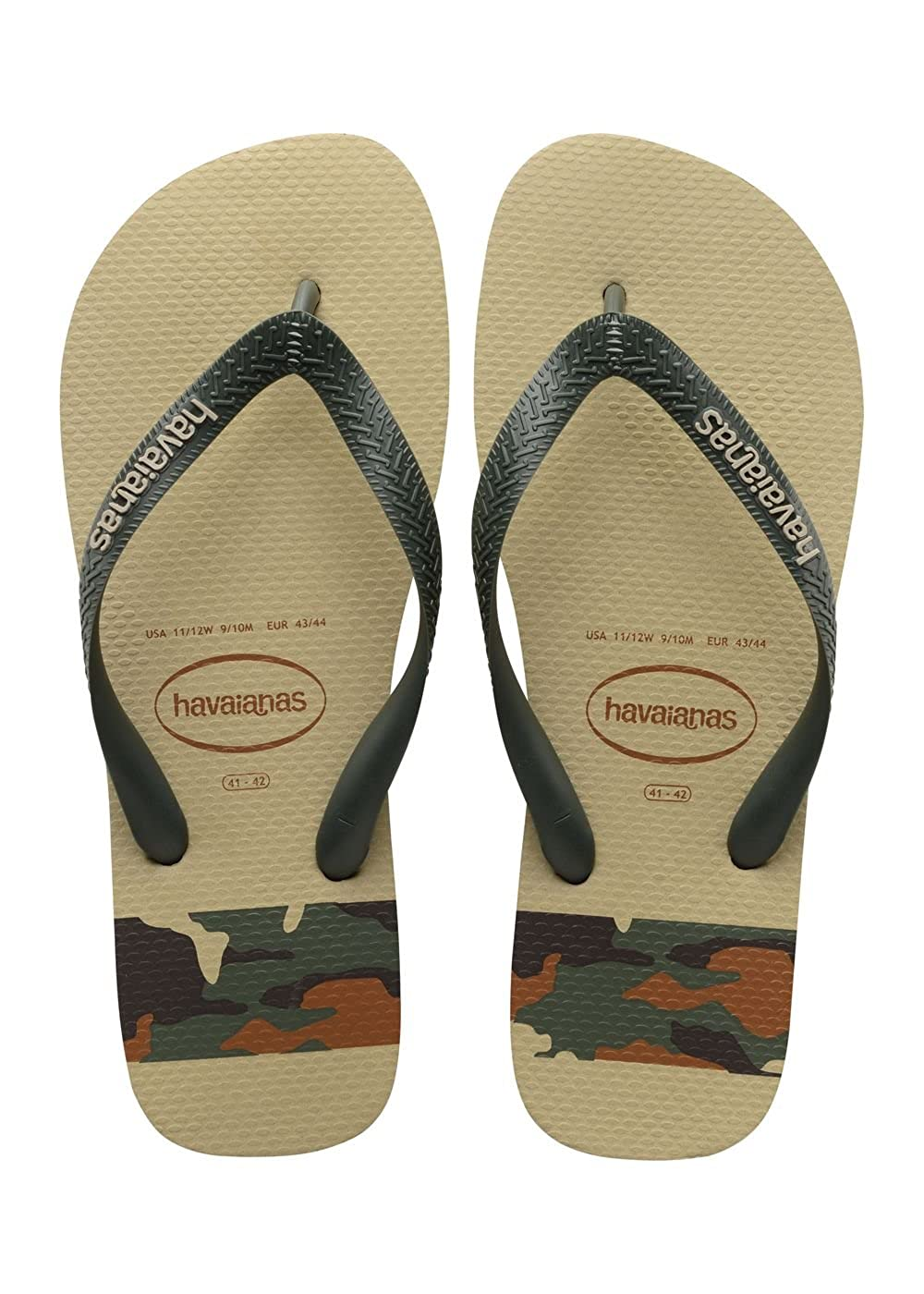 Havaianas Top Stripes Logo, Chanclas para Hombre