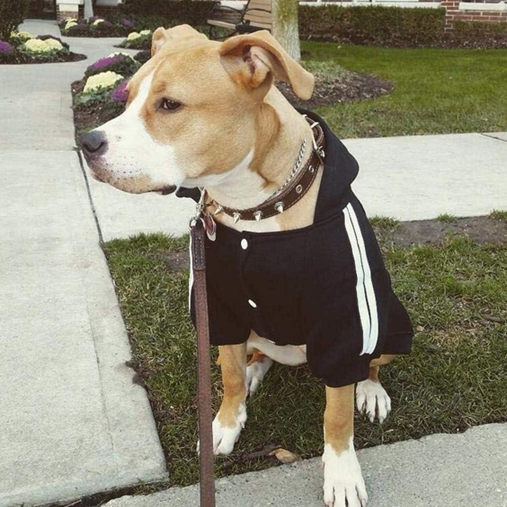 Hundemaentel Hundestrickjacke Namsan mittlere Hunde und Grosse Hunde Sport-Kapuzenpullis