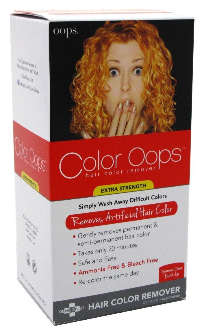 Developlus Color Oops Color Remover (Extra Strength) (2 Pack)