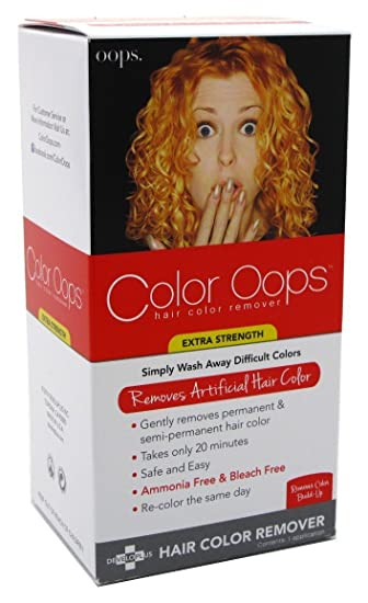 Amazon Com Developlus Color Oops Color Remover Extra Strength 2