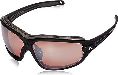 Aproximación ajo Aniquilar  Amazon.com: adidas Evil Eye Evo Pro L - Gafas de sol rectangulares, Negro:  Shoes