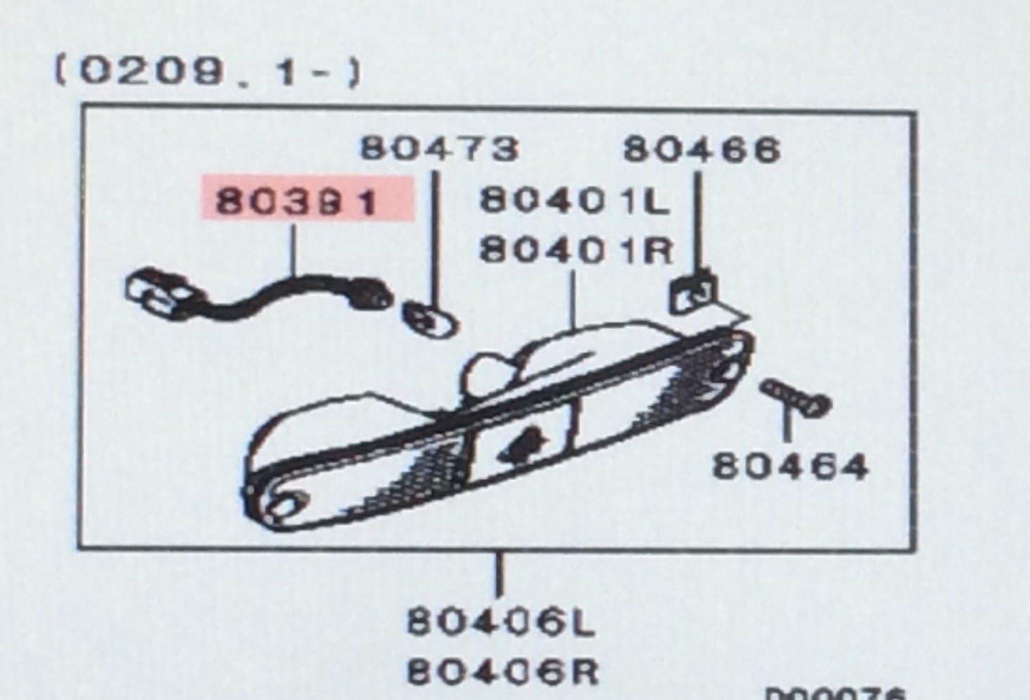 VIN 6 DNJ IG4127 Intake Gasket for 2004-2004 // Ford 4.2L // OHV // V6 // 12V // 238cid Mercury//Freestar Monterey // 3.9L 256cid // VIN 2