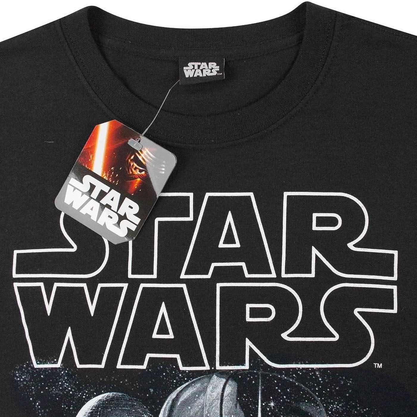 Star Wars A New Hope Poster Mens T-Shirt