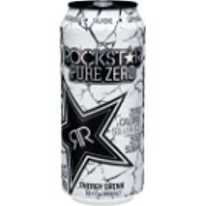Amazon com : Rockstar Zero Carb Energy Drink, 16-Ounce Cans