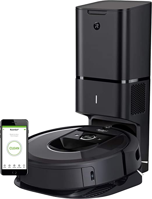 Robot Vacuum Cleaner Roomba i7 Wi Fi