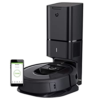 iRobot Roomba i7+ (7550) Robot Vacuum Cleaner