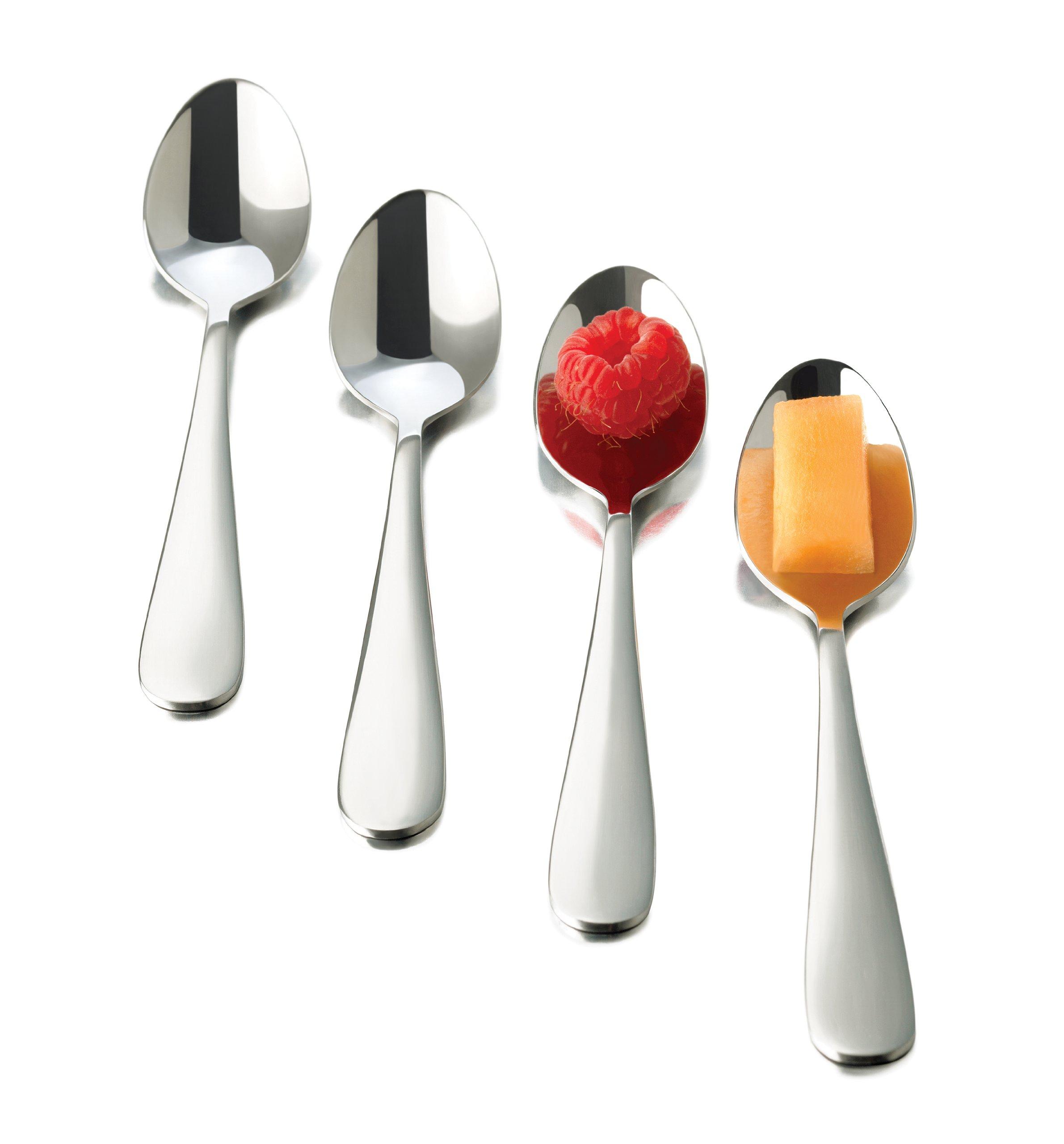 Libbey Just Tasting Appetizer Spoon, 12-Piece