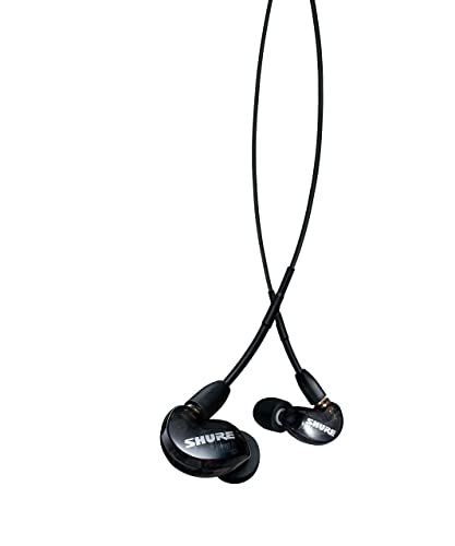 SHURE SE215 Sound Insulation Earbuds