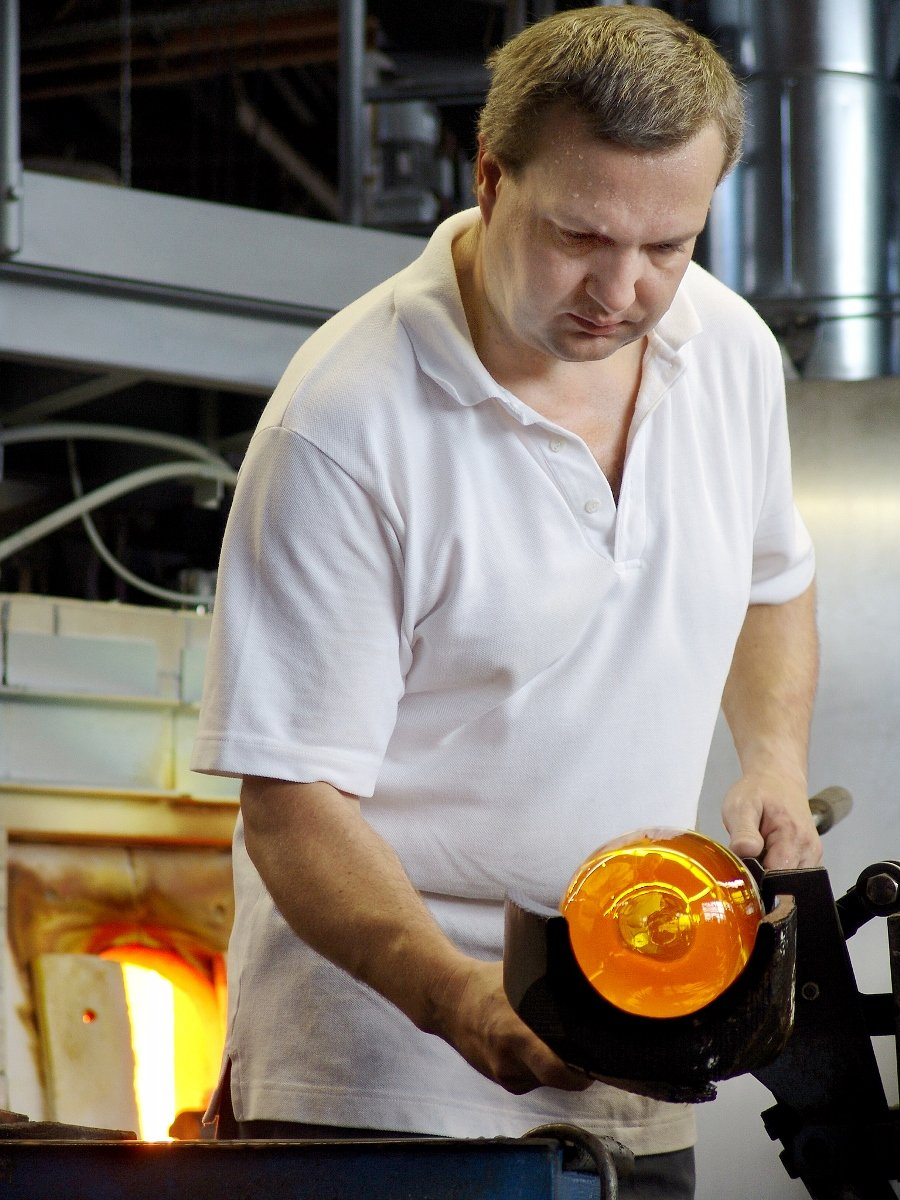 Teelichthalter Windlicht Kerzenhalter /Ø 11,5 cm Glas Bleikristall Herz Votiv Tischdekoration