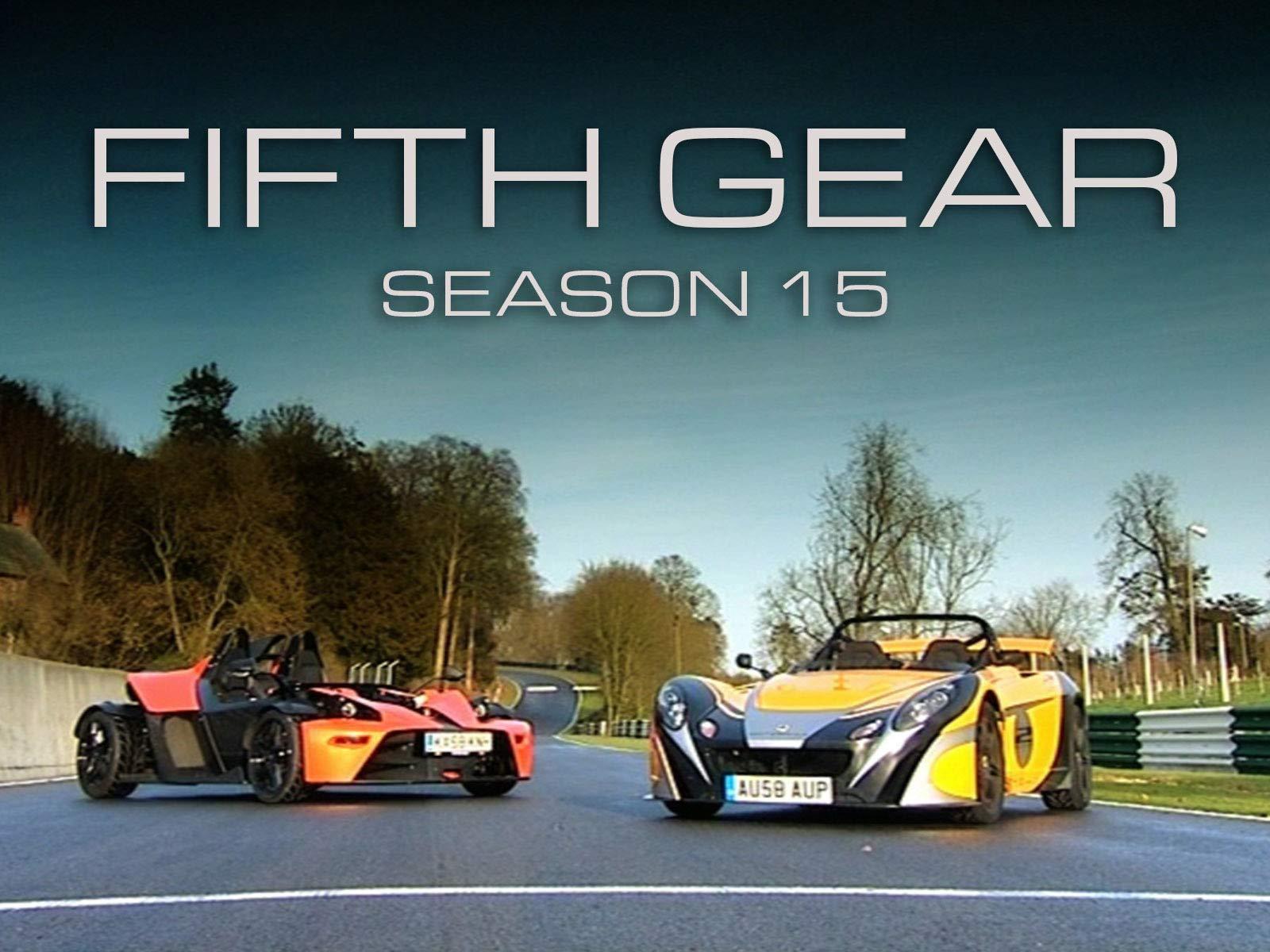 Fifth Gear - Season 15