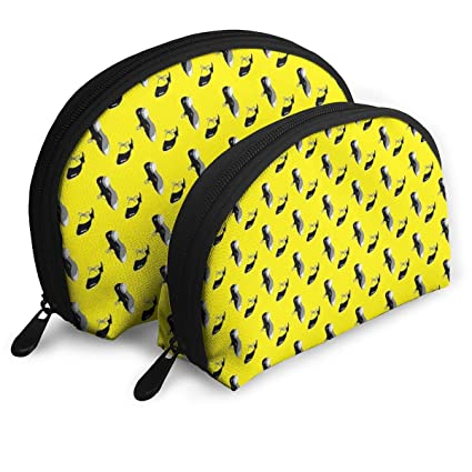 78c16da617c6 Amazon.com: JDISJLJ Cosmetic Travel Bag Dance Tap Shoes Dancing ...