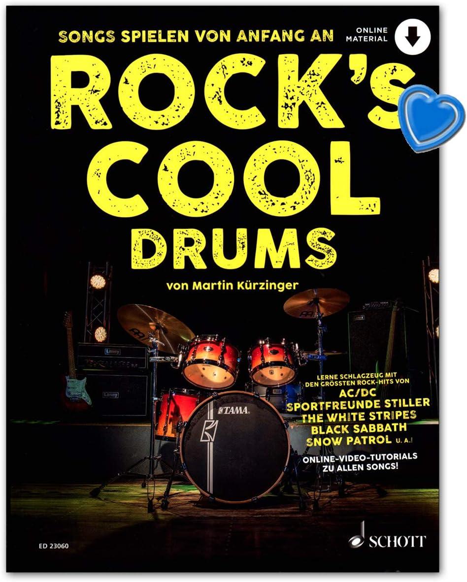 Rocks Cool DRUMS - Las canciones se reproducen desde el principio ...