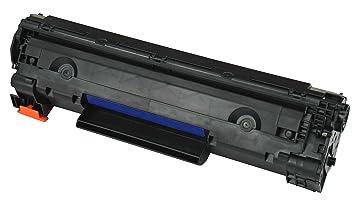 ZILLA 36A Black / CB436A Toner Cartridge - HP Premium Compatible at amazon