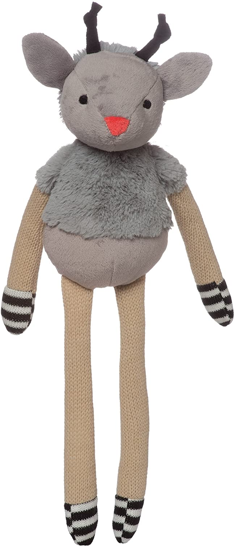 "Manhattan Toy Twiggies Sammy Deer Stuffed Animal, 16"""