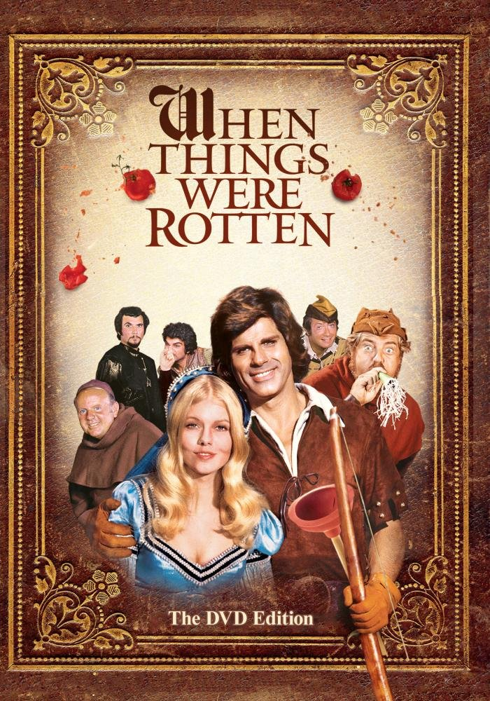 When Things Were Rotten Edizione: Stati Uniti USA DVD: Amazon ...