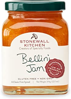 product image for Stonewall Kitchen Bellini Jam, 12.5 Ounces