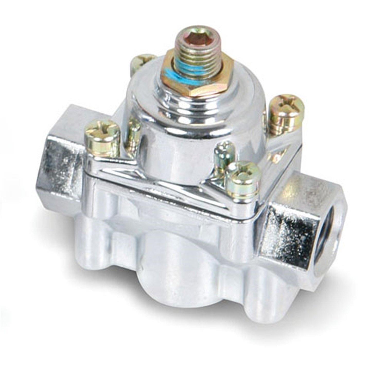 Holley 12-803 Fuel Pump Fuel Pressure Regulator