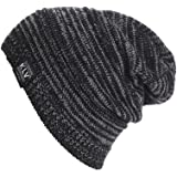 CHILLY LOOKATOOL Men Women Unisex Knit Baggy Beanie Winter Hat Ski Slouchy