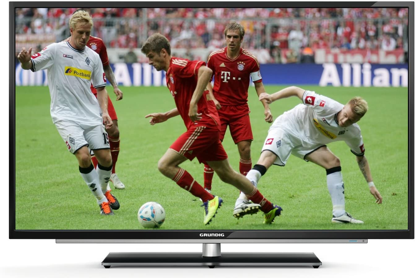 Grundig 32 VLE 973 BL - Televisor con retroiluminación LED (3D, eficiencia energética A, full HD, 200 Hz, DVB-T/C/S2, SmartTV), color negro [Importado de Alemania]: Amazon.es: Electrónica