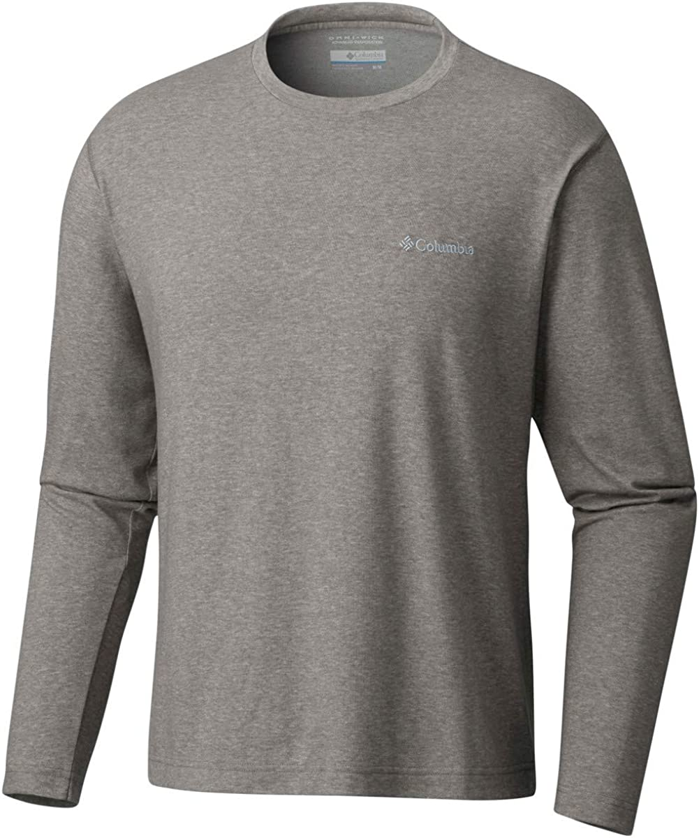 Columbia Men's Thistletown Park Long Sleeve Crew