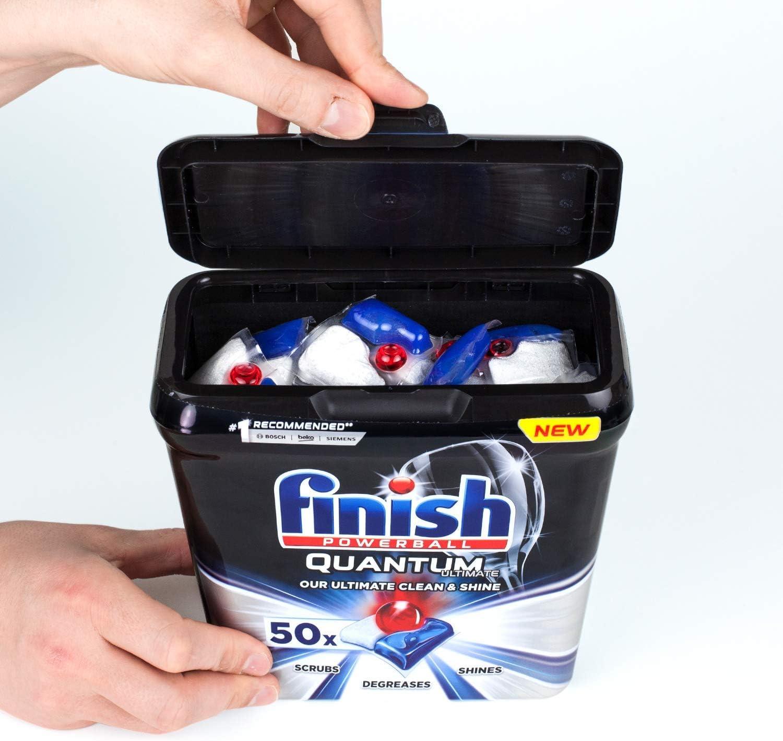 Finish Powerball Quantum Ultimate, pastillas para el lavavajillas ...