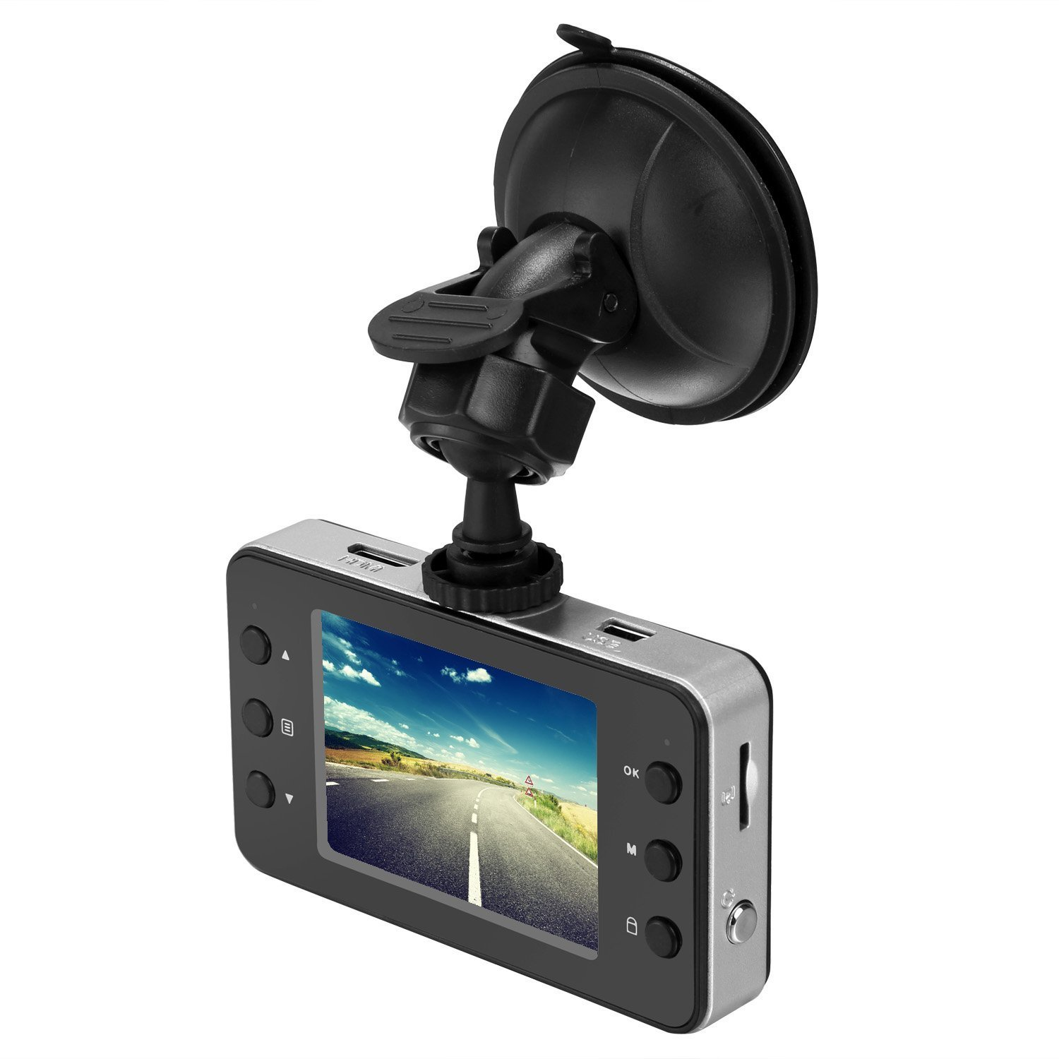 COOCHEER 1080 Full HD Vehicle Blackbox DVR Car Driving Recorder Camcorder