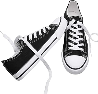 Women's Canvas Sneakers Fashion Lace Up
