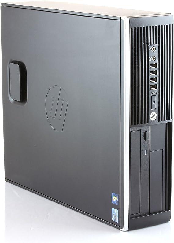 Hp Elite 8300 - Ordenador de sobremesa (Intel Core i5-3470, 8GB de ...