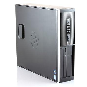 Hp Elite 8300 - Ordenador de sobremesa (Intel Core i5-3470, 8GB de RAM, Disco SSD de 240GB, Lector DVD, Windows 10 PRO ES 64) - Negro ...