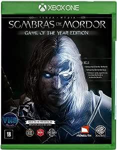 Terra Média: Sombras De Mordor Goty Xone-1-xbox_one