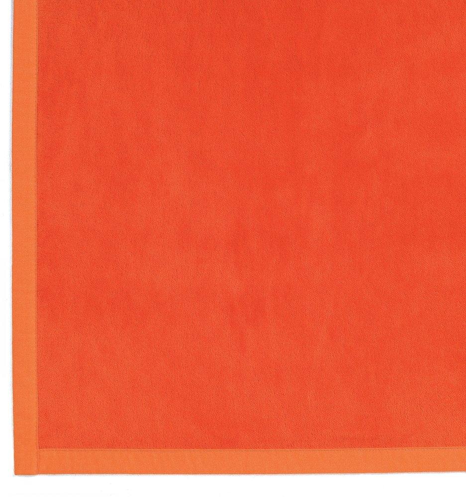 Ibena 2245 936 Solare Organic Cotton 150 x 200 cm orange