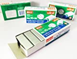 Max Staples Office School Supplies No.10-1M 1000