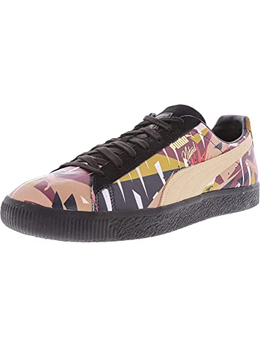 Amazon.com | PUMA Unisex x Naturel Clyde Moon Jungle Sneaker | Fashion Sneakers