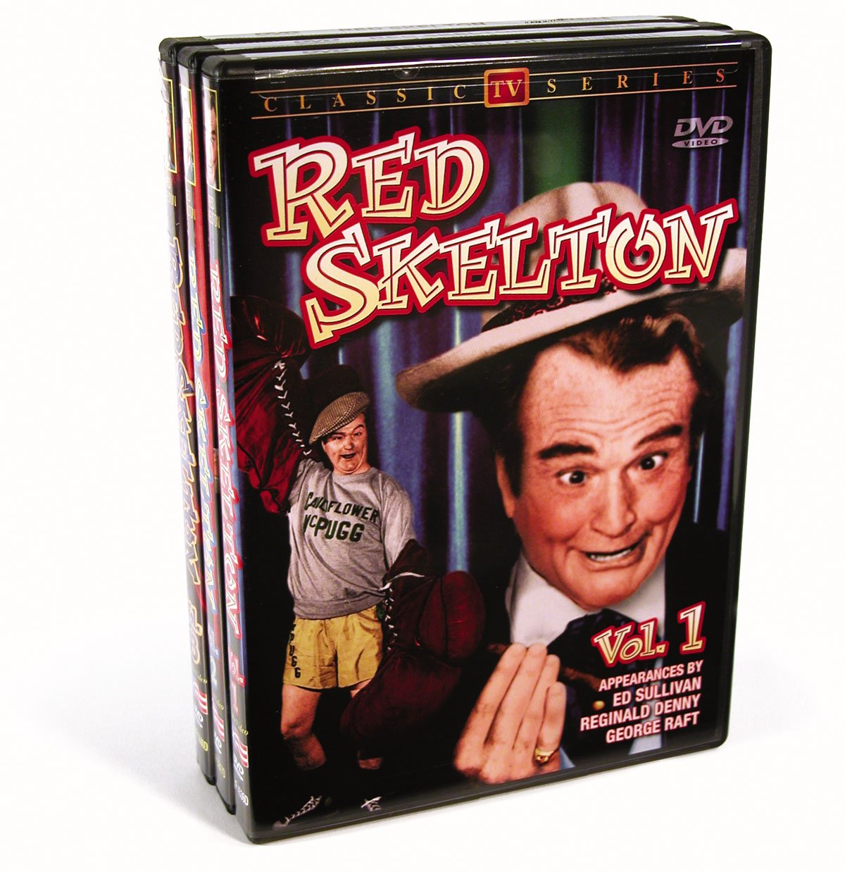 Red Skelton - Volumes 1-3 (3-DVD)
