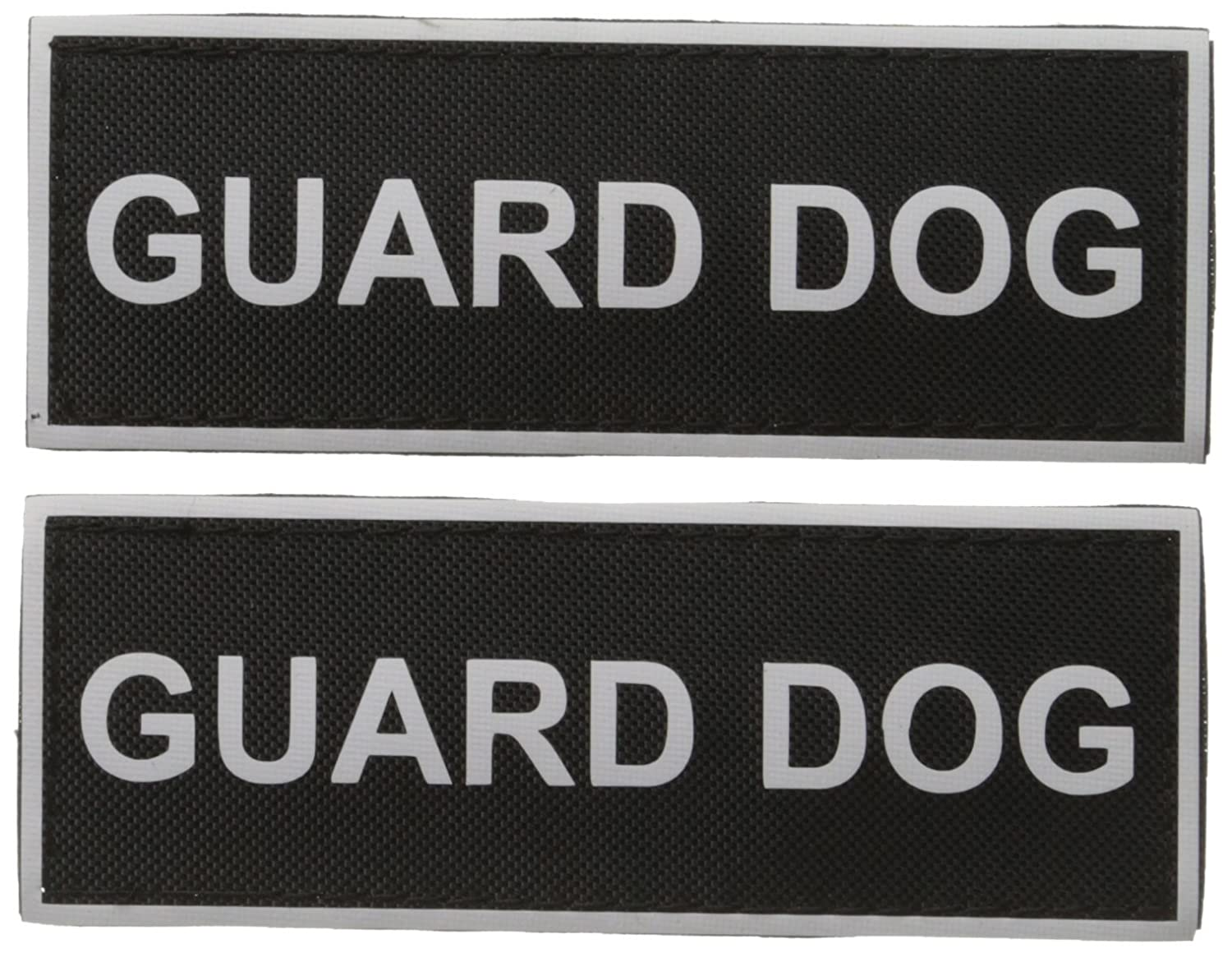 Guard Dog Medium nylon velcro patches by Dean & Tyler.