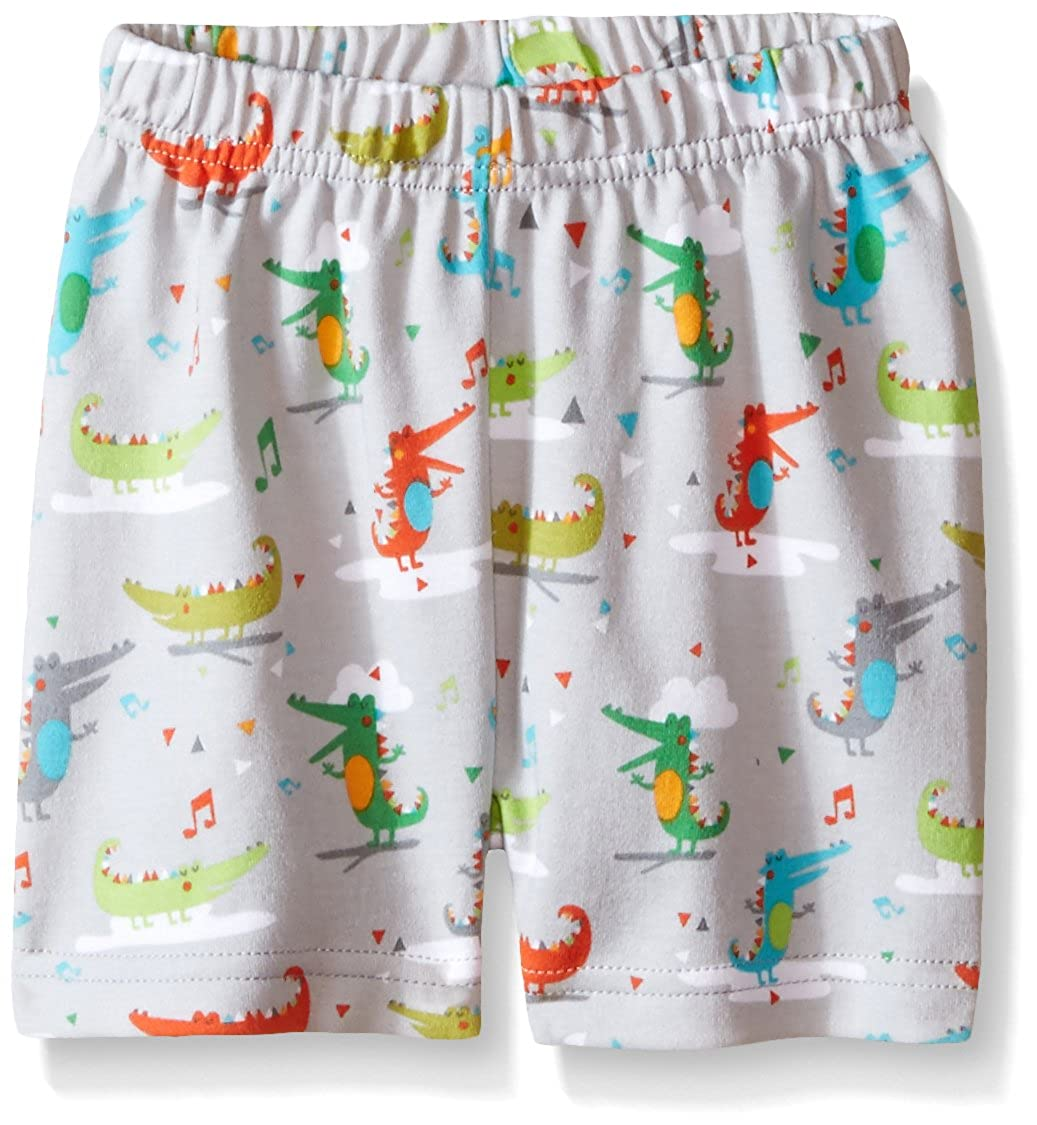 Zutano Baby Boys Alligator Bebop Short